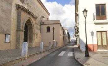 Calle Luis Eguílaz