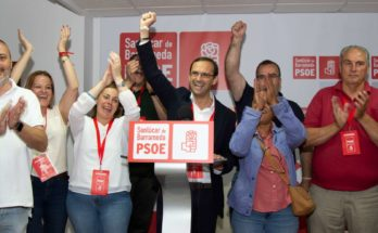 PSOE gana