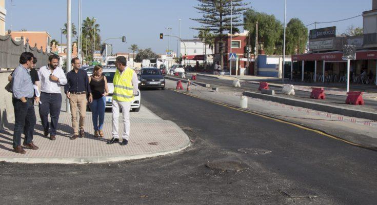 Carretera de Sanlúcar - El Puerto